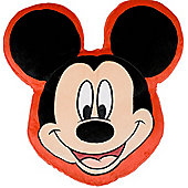 Mickey Mouse Toddler Cushion - Shaped