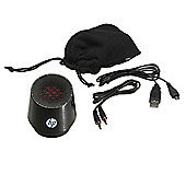 HP S4000 Mini Portable Speaker - Black