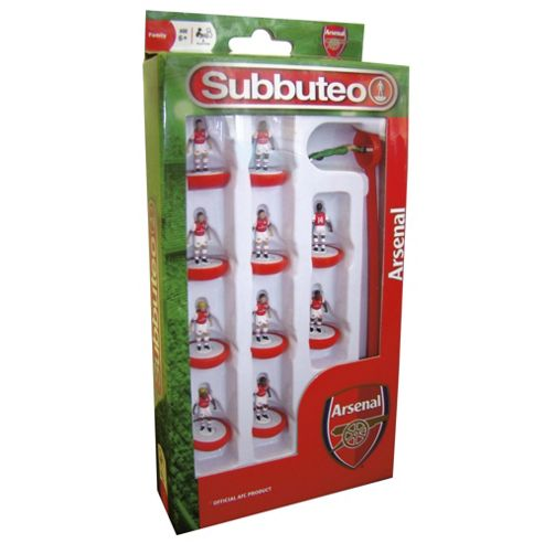 Subbuteo Player Arsenal