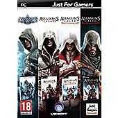 Assassins Creed Ultimate Collection (i, ii, Brotherhood) - PC