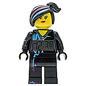 LEGO Movie Lucy clock