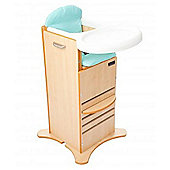 Little Helper FunPod Highchair (Maple)