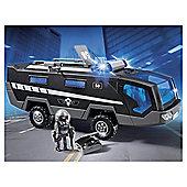 Playmobil Tactical Vehicle