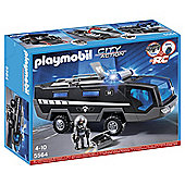 Playmobil 5564 City Action Tactical Unit Command Vehicle