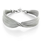 Jewelco London Sterling Silver - Bangle -