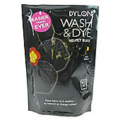 Dylon Wash&Dye Velvet Black 1