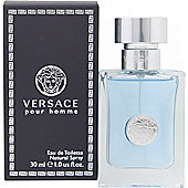 Versace Pour Homme Eau de Toilette (EDT) 30ml Spray For Men