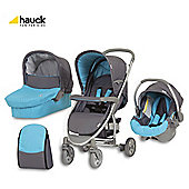 Hauck Malibu All In One Pushchair Smoke/Capri