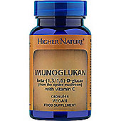 Higher Nature Imunoglukan 90 Capsules