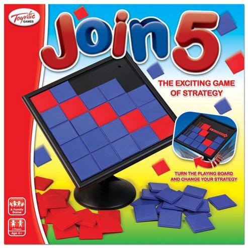 Toyrific Games Toyrific Join 5