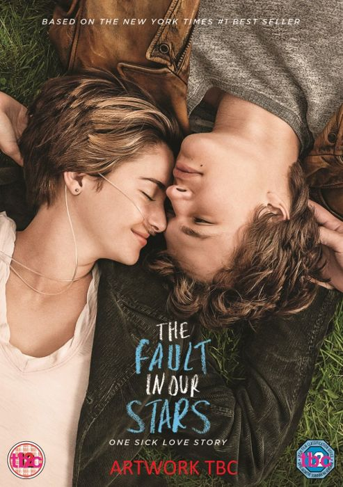 The Fault In Our Stars - DVD