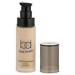 Bd Trade Secrets Mattifying Base Oil Free Foundation Beige - 4
