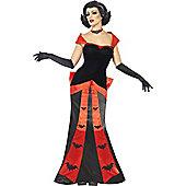 Glam Vampiress - Adult Costume Size: 16-18