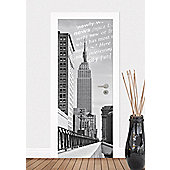 """Eurographics """"NYC - Empire State Building"""" Art"""