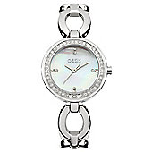 Oasis Ladies Crystal Set Watch - B1264