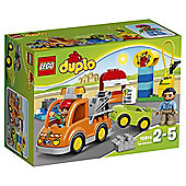 LEGO DUPLO Town Tow Truck 10814