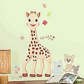 Sophie the Giraffe Giant Wall Sticker