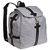 Laessig Green Label Changing Bag Backpack Grey