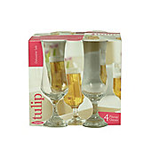 Rayware 187223 Tul Stem Beer Set X4 44169