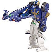 Power Rangers Megaforce Shark Morphin Vehicle Figure