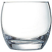 Salto Old Fashioned Tumbler Glasses 320ml (10.75oz). Box quantity: 6