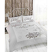 Rapport Bonne Nuit Paris Single Quilt Set Nat