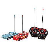 Cars 2 Lightning McQueen & Finn McMissile Value Pack