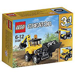 LEGO Creator Construction 31041