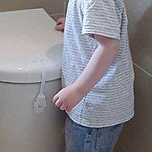 Clippasafe Adhesive Toilet Lock