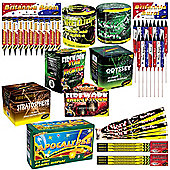 Party Fireworks Kit