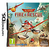 Disney Planes Fire & Rescue - Nintendo DS