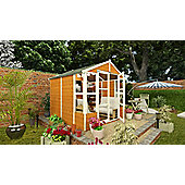 BillyOh 4000M 7 x 7 Tete a Tete Tongue and Groove Summerhouse