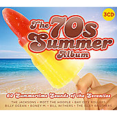 Various Artists - The 70's Summer Album (3CD)