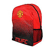 Manchester United FC 'Fade' Backpack