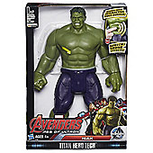 Marvel Avengers Age of Ultron Hulk Titan Hero Tech Action Figure