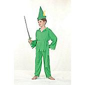 Hunter - Child Costume 5-6 years