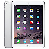 Apple iPad Air 2, 128GB, WiFi & 4G LTE (Cellular) - Silver