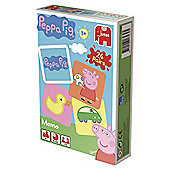 Peppa Pig Memory Card Game