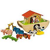 John Crane Wooden Noahs Ark