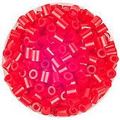 Hama Beads 1,000 - Dark Red