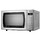 Panasonic NN-ST479SBPQ Solo Microwave, 27L - Stainless Steel