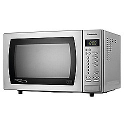 Panasonic Solo Microwave NN-ST479SBPQ 27L, Stainless Steel