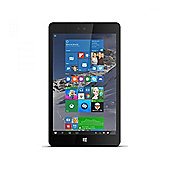"""Linx 810-3G 8""""Tablet, 32GB, Wi-Fi & 3G with Office 365 Personal - Black"""