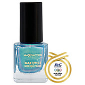 Max Factor Max Effect Mini Nail 14 Dazzling Blue