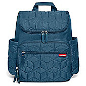 Skip Hop FORMA Backpack - Peacock
