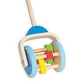 Hape Lawnmower Push and Pull