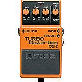Boss DS-2 Distortion Effects Guitar Pedal