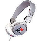 I Love NY Headphones