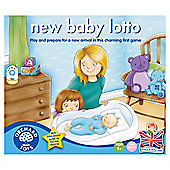 Orchard Toys New Baby Lotto Board Game