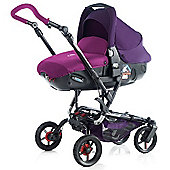 Jane Epic Matrix Light 2 Travel System (Lilac)